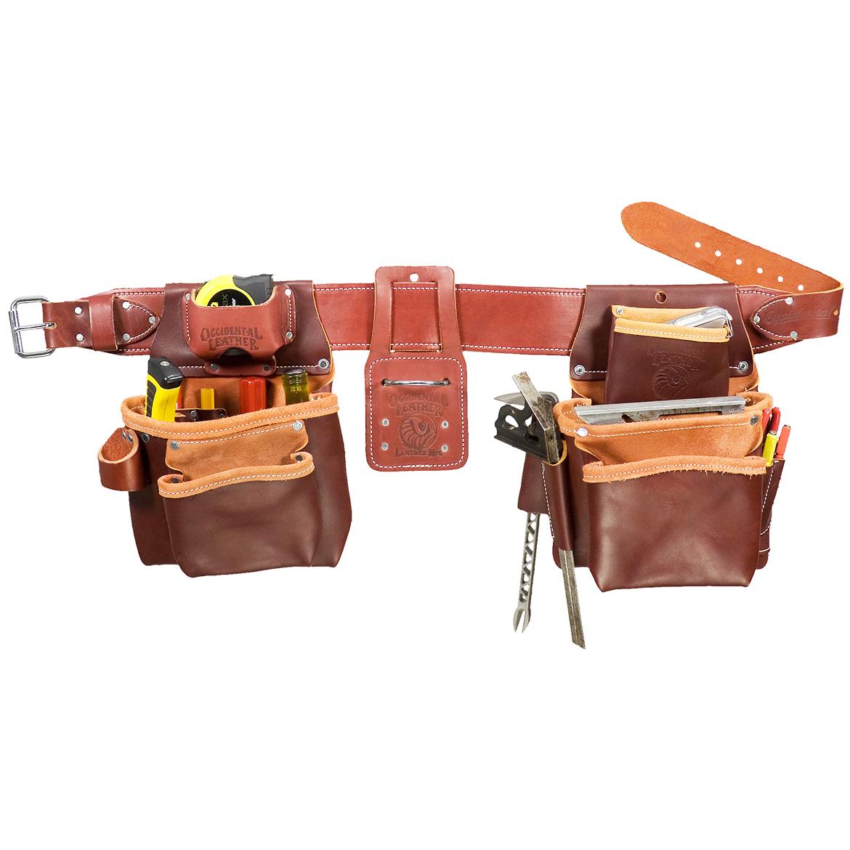 occidental leather 5080lhm left handed pro framer framing