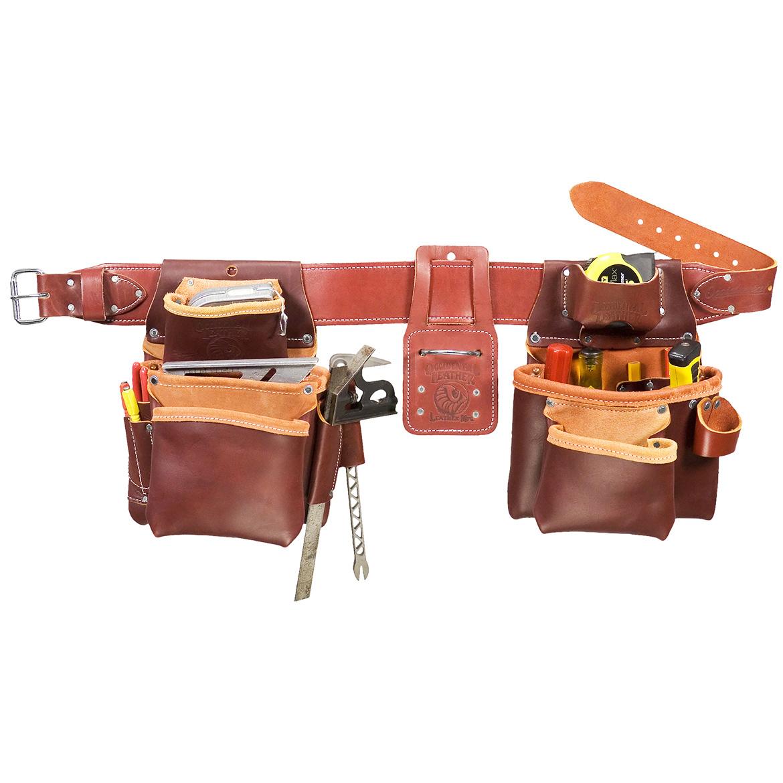 occidental leather 5080m pro framer framing tool bag set