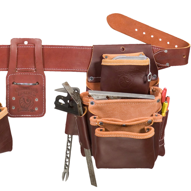occidental leather 5089lhm left pro framer framing