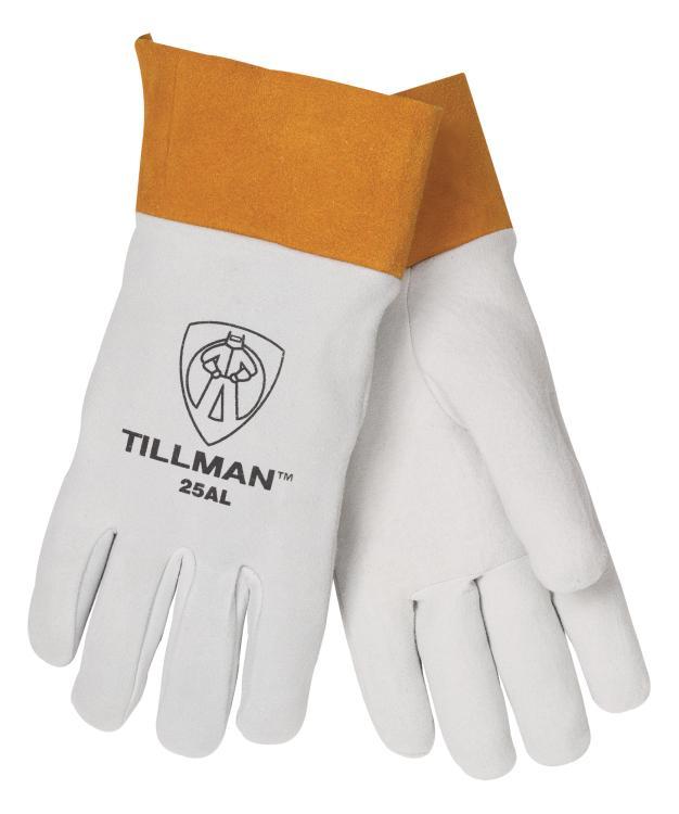 Tillman 25A Deerskin Split Leather 2