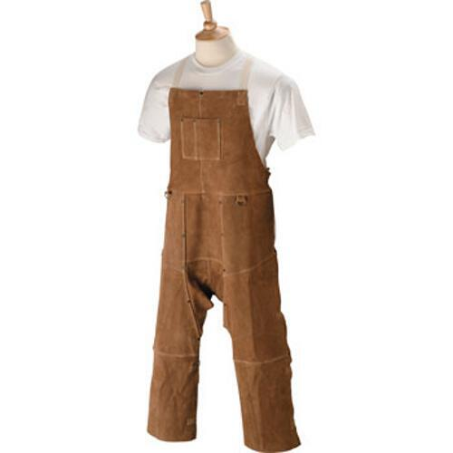 "Revco Industries Revco 36SL 36"" Side Split Cowhide Split-Leg Apron at Sears.com"