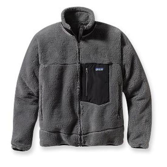 Patagonia Mens Classic Retro X Jacket Narwhal Grey Choose