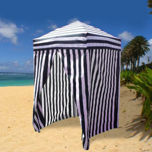 Portable Changing Cabana Tent : Portable cabana camping pool beach tent changing room ez