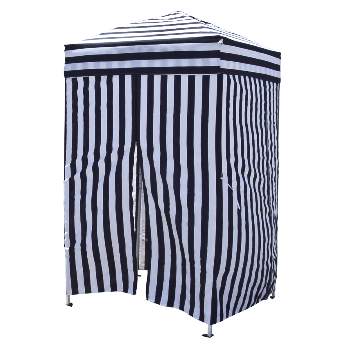 Pop Up Cabana : Portable cabana stripe changing room privacy tent pool