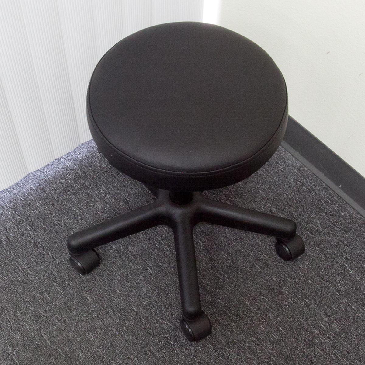 New Black Stool Salon Spa Tattoo Equipment Medical Chair W