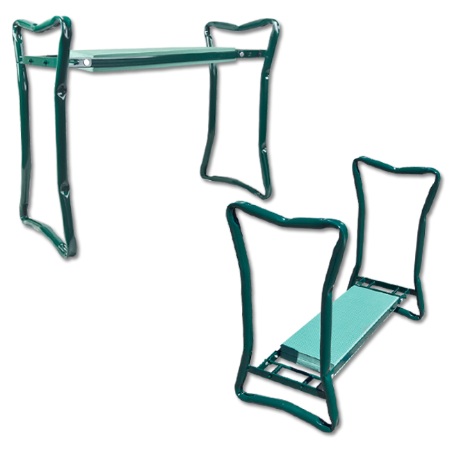 Portable Folding Garden Kneeling Sitting Knee Stool Chair