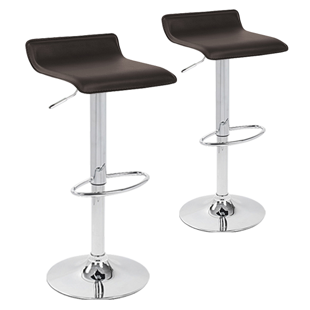 New Kitchen Chair Bar Stool Airlift Swivel Barstools  : 39121at from www.ebay.com size 1200 x 1200 jpeg 219kB