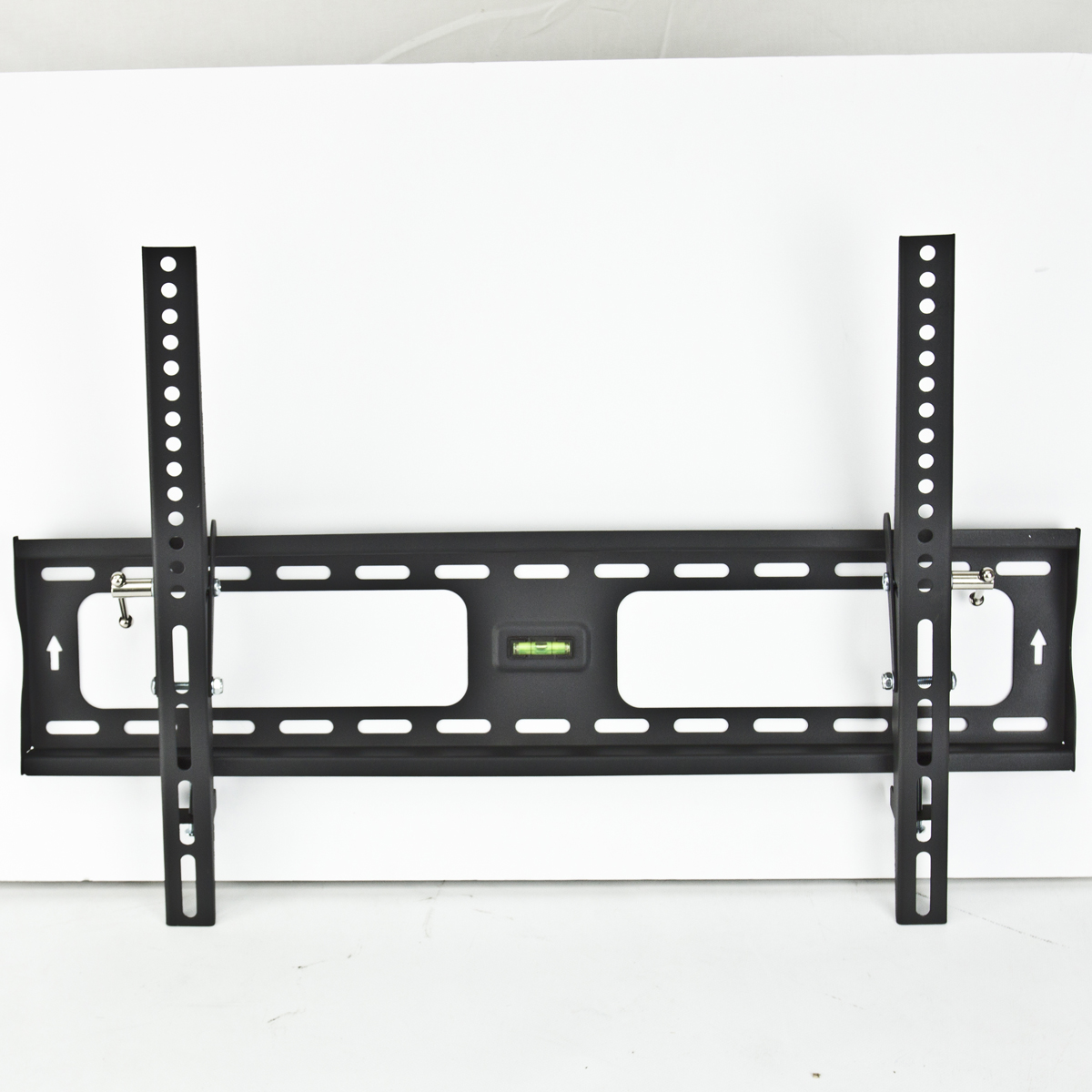 universal tilt tv wall mount flat screen bracket 30 60 lcd led plasma hdtv ebay. Black Bedroom Furniture Sets. Home Design Ideas
