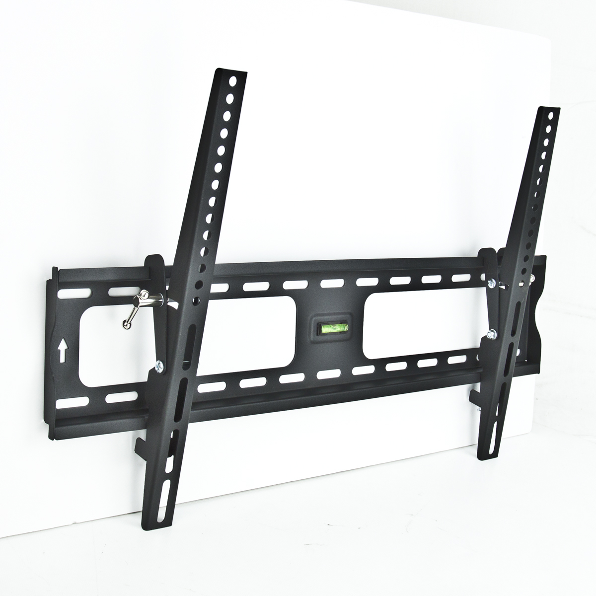 universal tilt tv wall mount flat screen bracket 30 60. Black Bedroom Furniture Sets. Home Design Ideas