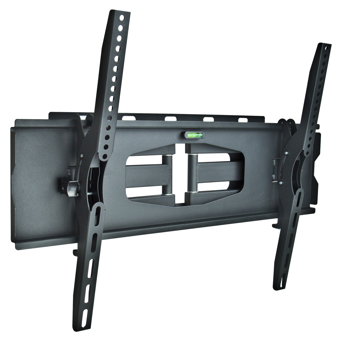 Swivel Articulating Pull Out Dual Arm Tilt Lcd Led Tv Wall