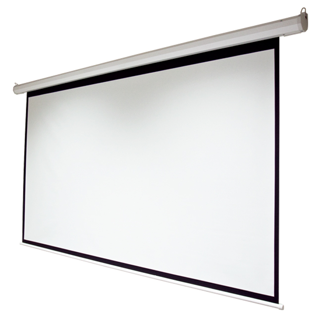 100 inch hd 16 9 electric projector projection screen