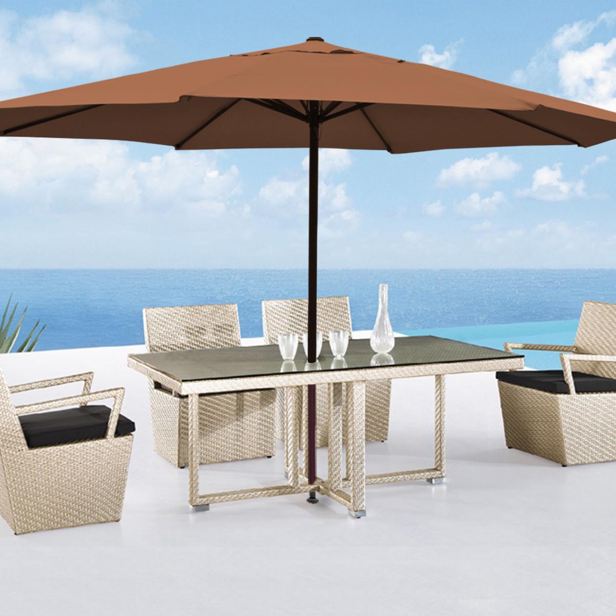 13 039 ft feet outdoor large patio umbrella tent deck gazebo sun shade