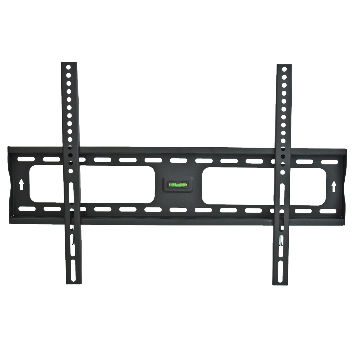 flat tv wall mount bracket 30 60 component shelf 2. Black Bedroom Furniture Sets. Home Design Ideas