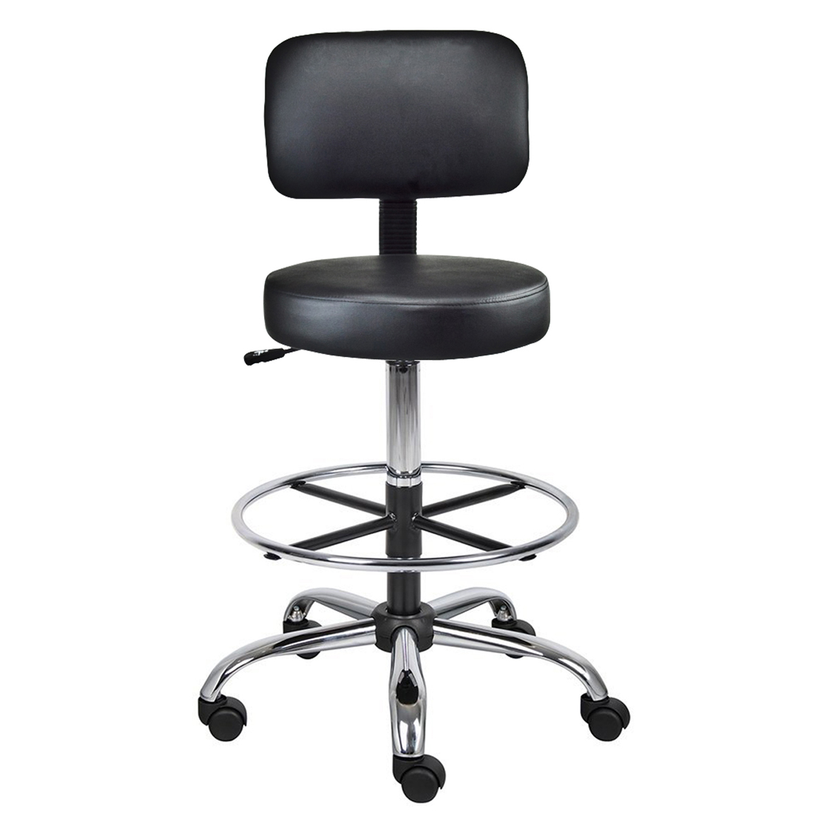 stool chair facial salon tattoo beauty drafting salon leather ebay