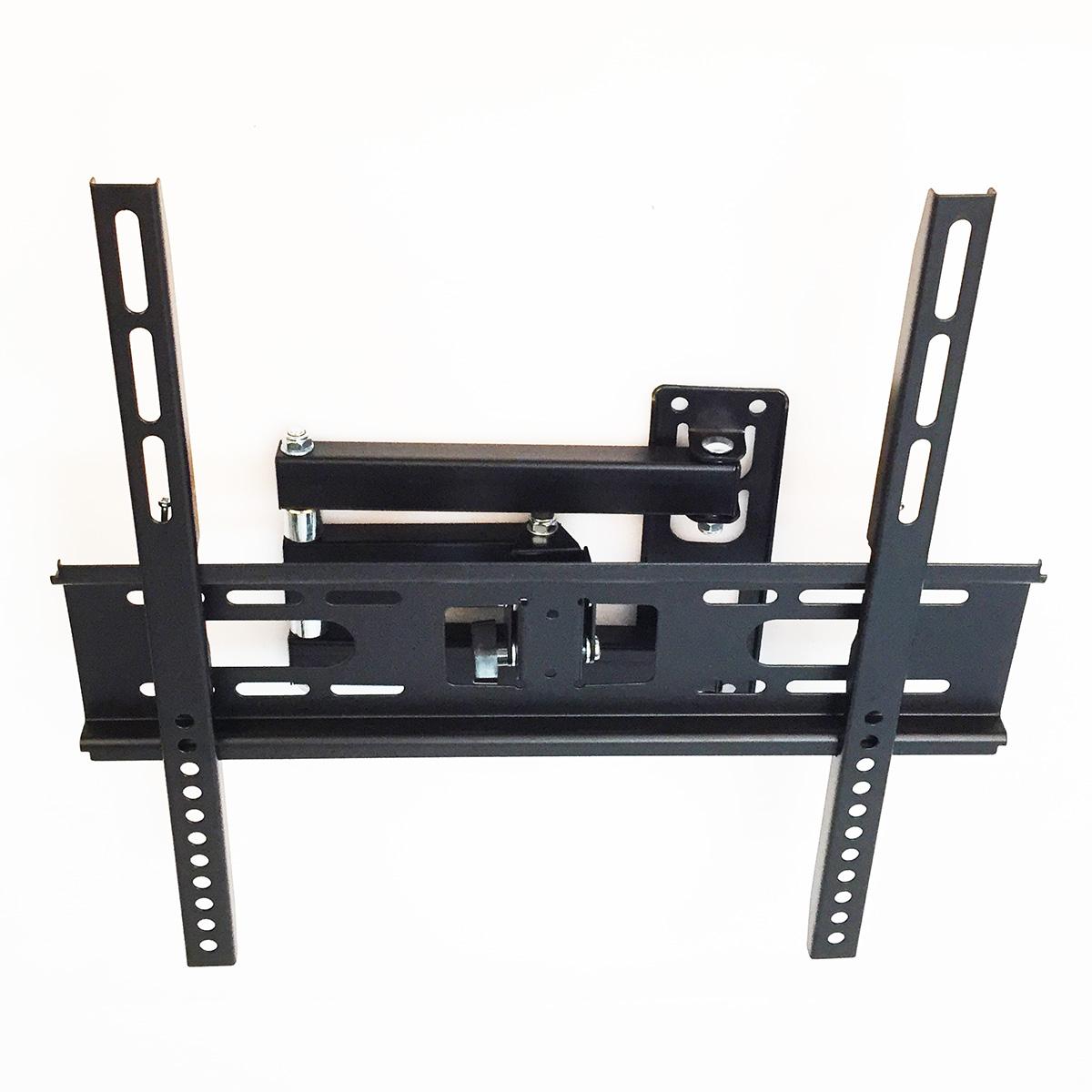 4k tv wall mount full motion tilt 22 55 swivel arm heavy duty lcd led plasma ebay. Black Bedroom Furniture Sets. Home Design Ideas