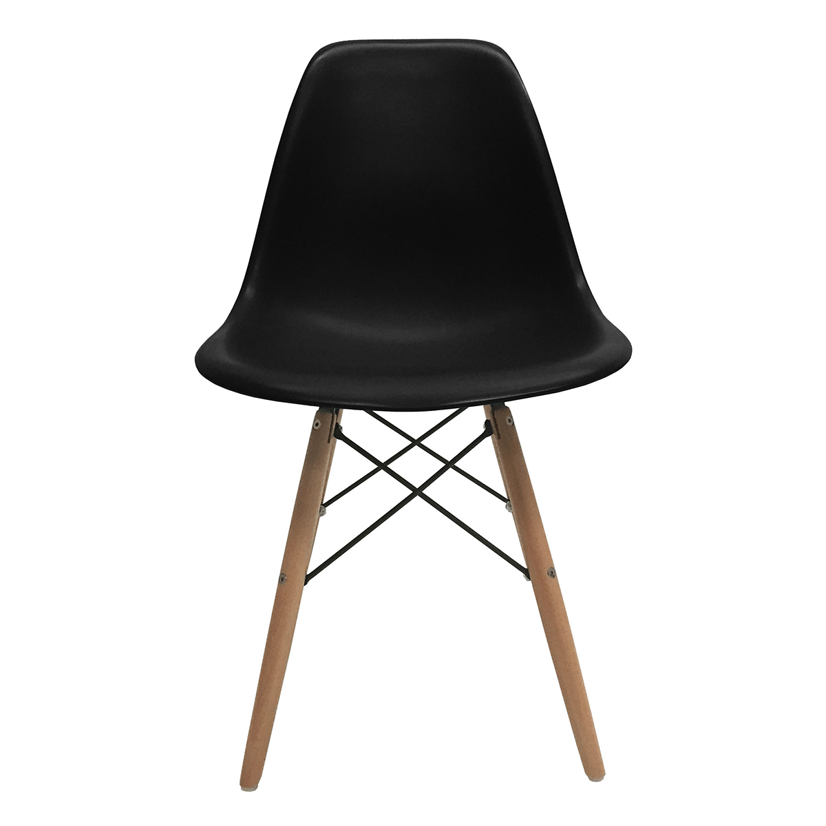 Mid Century Wood Eames Dsw Style Molded Plastic Side  : 41414e from www.ebay.com.au size 1200 x 1200 jpeg 249kB