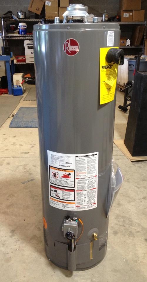 Image Result For Rheem Water Heater Warranty