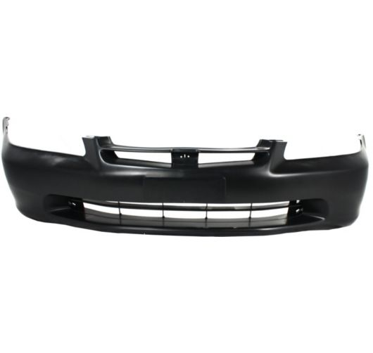 front new bumper cover raw sedan honda accord 2000 99 98. Black Bedroom Furniture Sets. Home Design Ideas