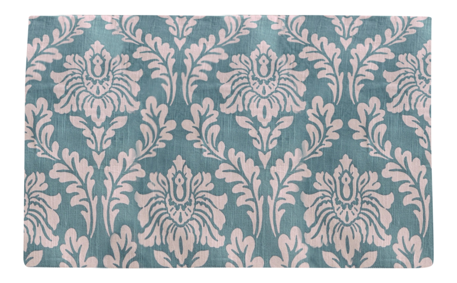 Margaux Damask GEO Dining Room Placemats Teal Blue Print  : 28060011 from www.ebay.ca size 1598 x 989 jpeg 856kB