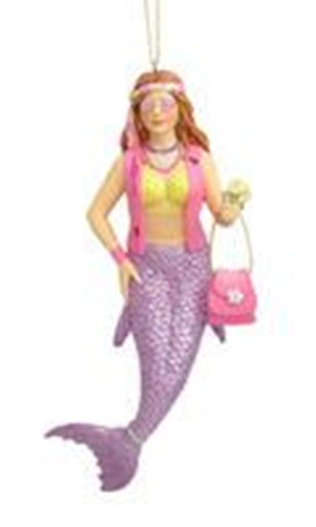 December Diamonds Sunshine Hippie Peace Mermaid Christmas Ornament at Sears.com