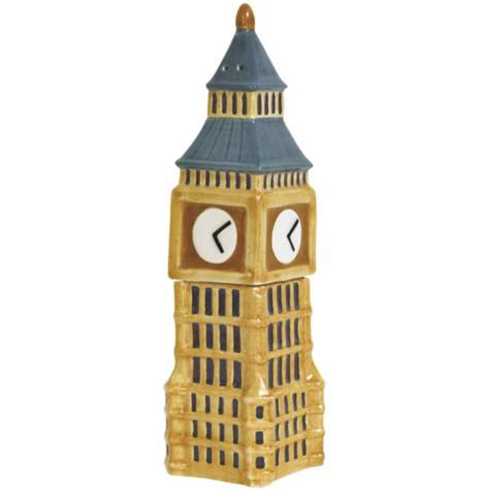 Big Ben Westminster London Clock Tower Salt & Pepper Shakers Westland Giftware