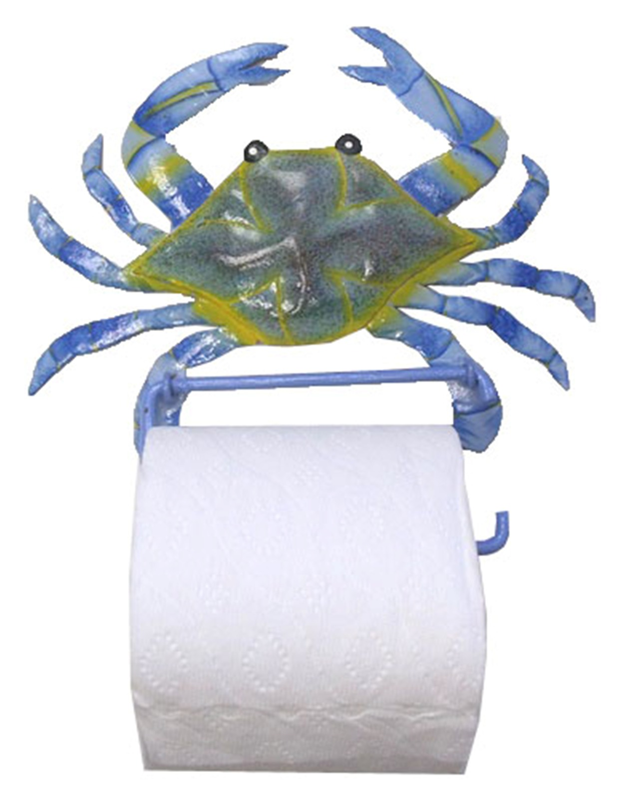 Nautical toilet paper holder