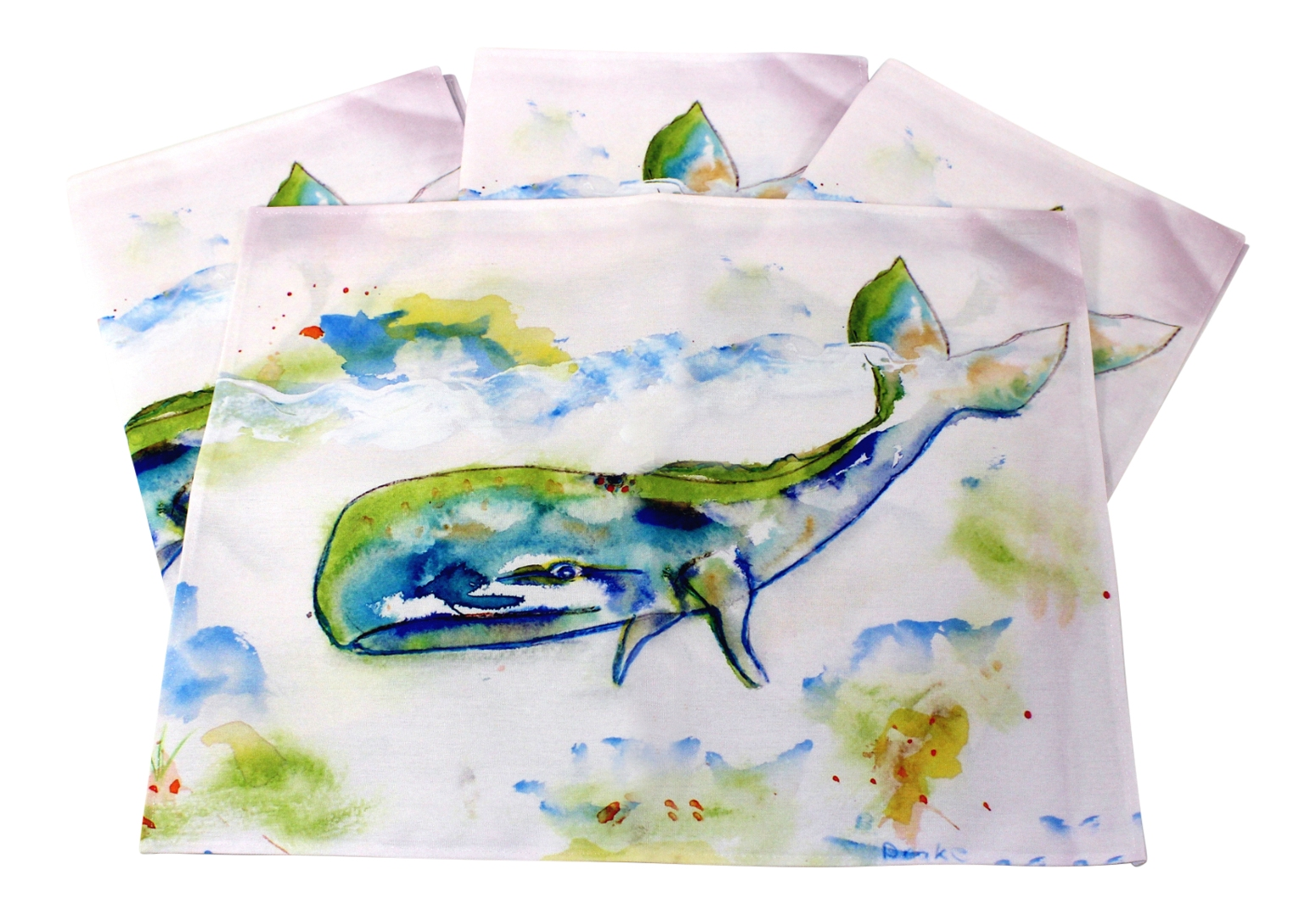 Whale King of Sea 175 Inch Kitchen Dining Room Placemats  : pm4201 from www.ebay.co.uk size 1550 x 1077 jpeg 755kB