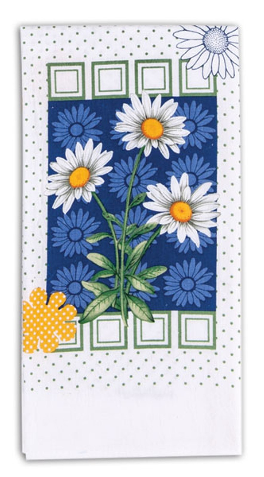 Kay Dee Daisy Dazzle Spring Bouquet Flour Sack 27 Inch Kitchen Dish Towel Kay Dee at Sears.com