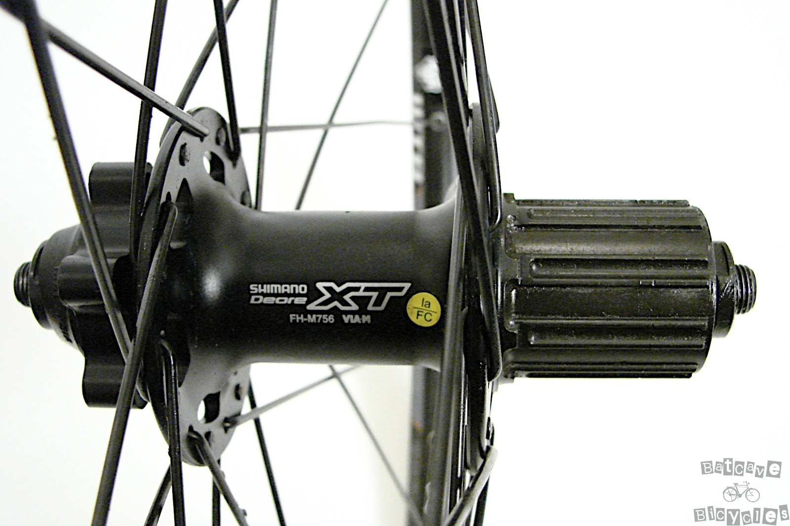 M756 Shimano Deore XT 26 inch 6 Bolt Mountain Bike Wheels | eBay