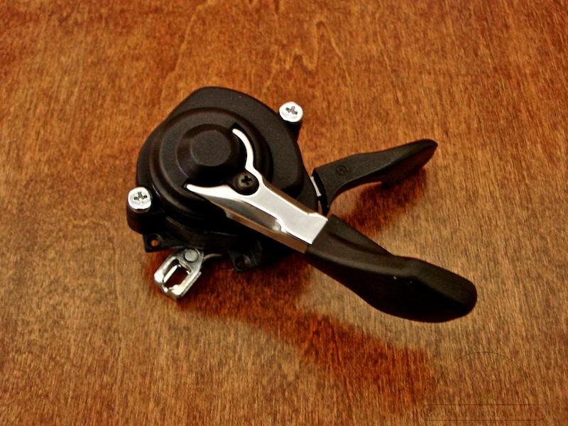 Shimano Bicycle Replacement Parts : Shimano xt m replacement mountain bike shifter new ebay