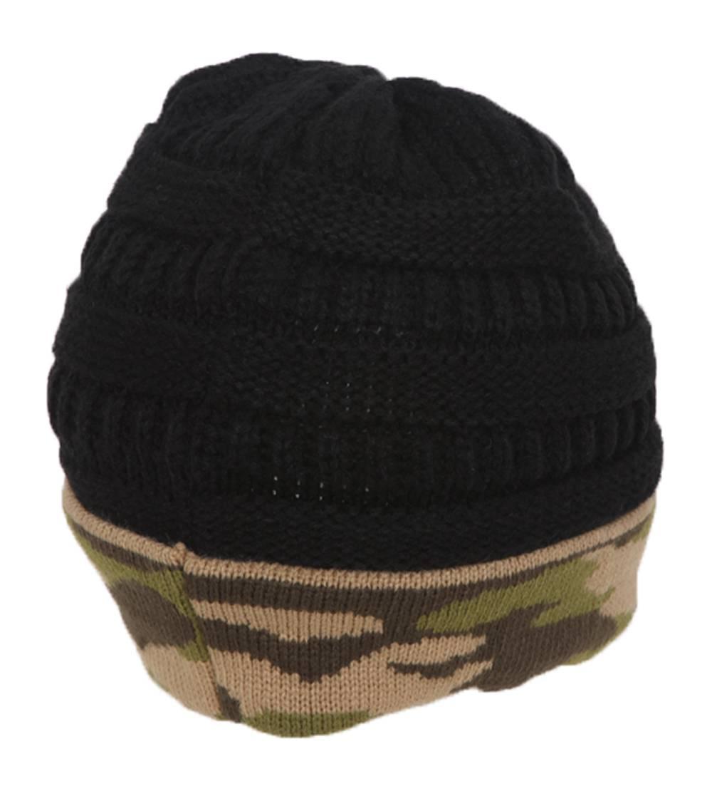 Gravity Threads Soft Camouflage Cuff Beanie