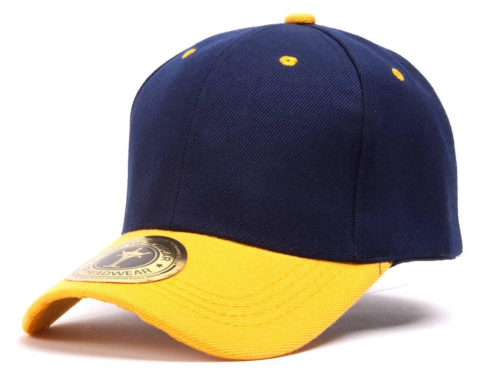 Plain Adjustable Adjustable Hat 12 Pack
