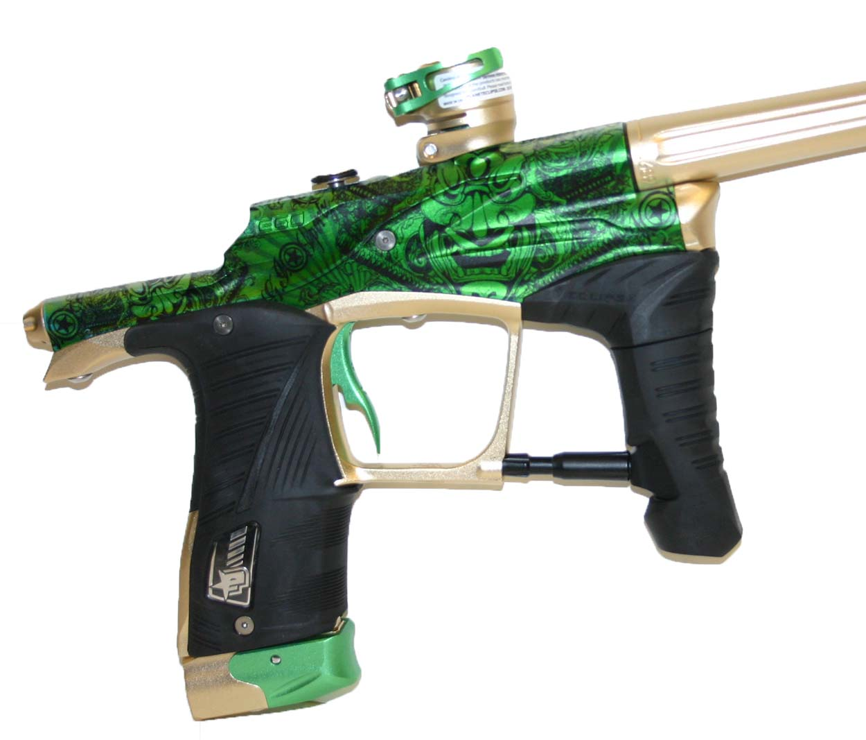 Planet Eclipse EGO LV1 Paintball Marker Gun - Limited Edition GI ...