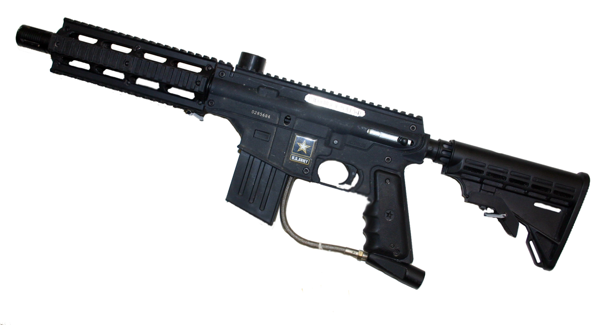 project salvo paintball gun Us army project salvo paintball marker gun 3skull sniper setthe project salvo has the looks, performance and reliability you would expect from a much higher priced.