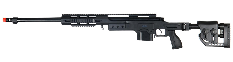 Well MB4411B Bolt Action Airsoft SNIPER Rifle RIS RAIL ... M14 Ebr Sniper Rifle