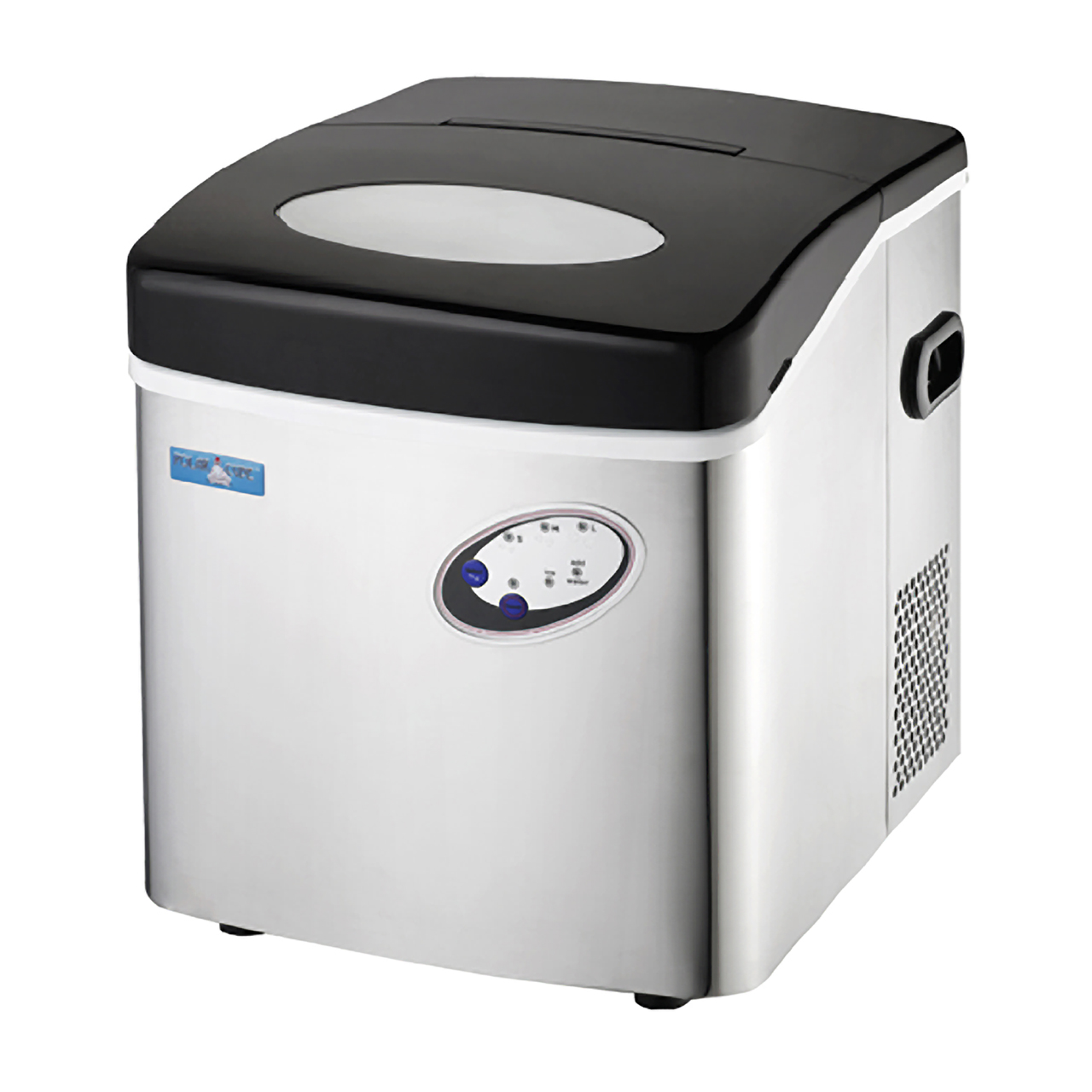 Domestic Countertop Ice Maker : Home Ice Maker Ice Maker Portable Ice Machine Pictures to pin on ...