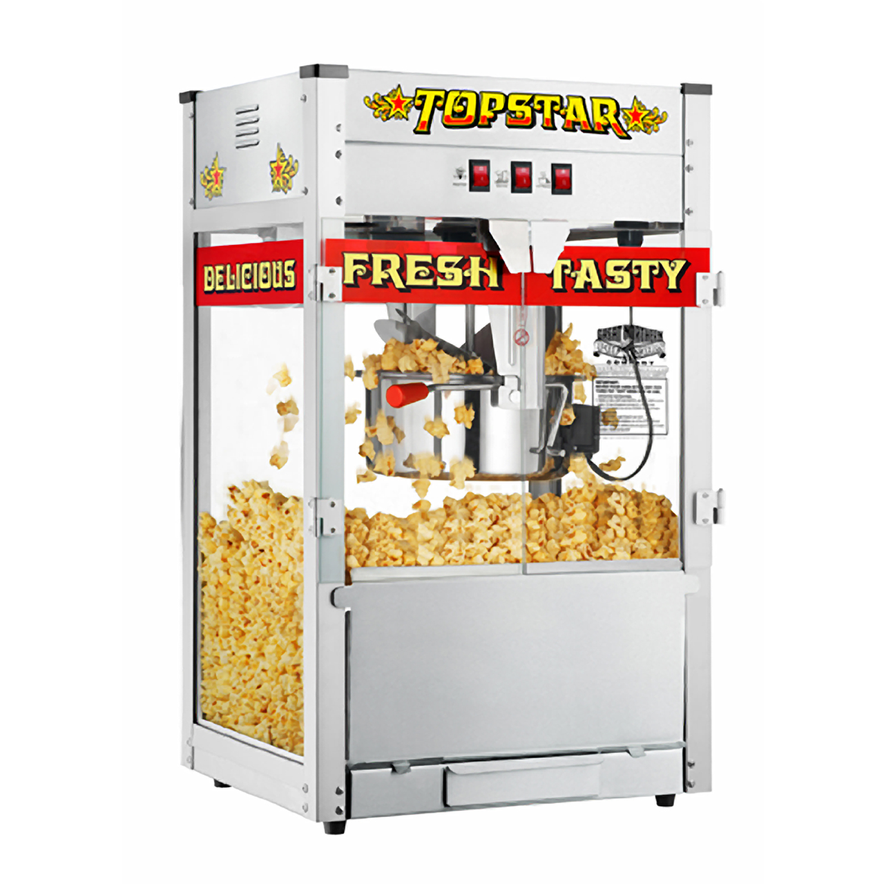 6208 topstar twelve oz popcorn machine__1 12 ounce replacement popcorn kettle for great northern popcorn  at edmiracle.co