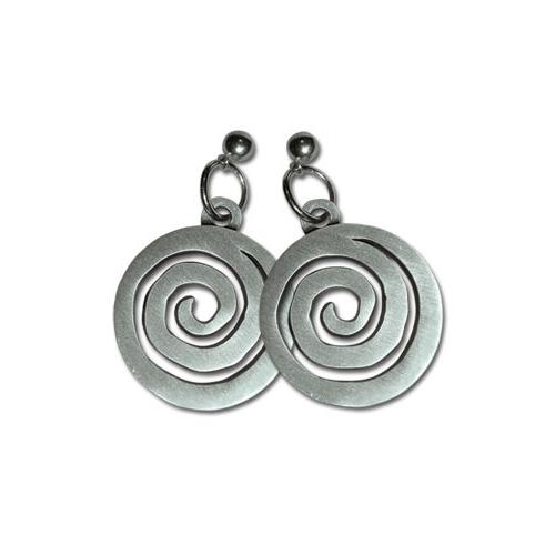 GE Swirl Symbol Naruto Shippuden Earrings at Sears.com