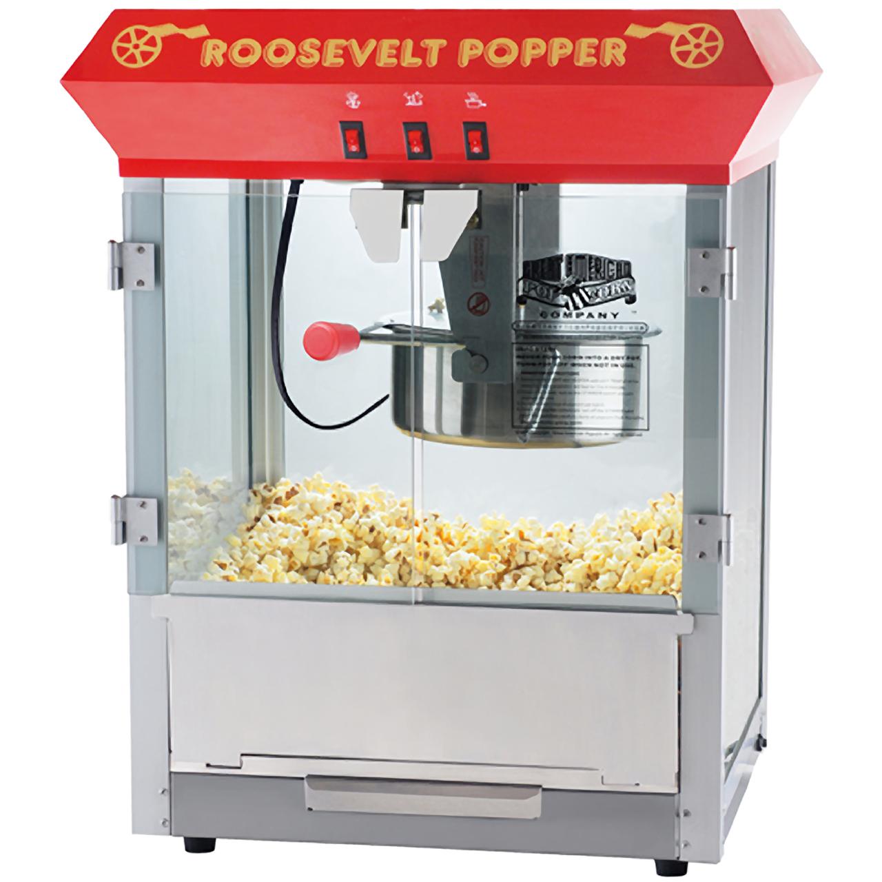 popcorn machine best