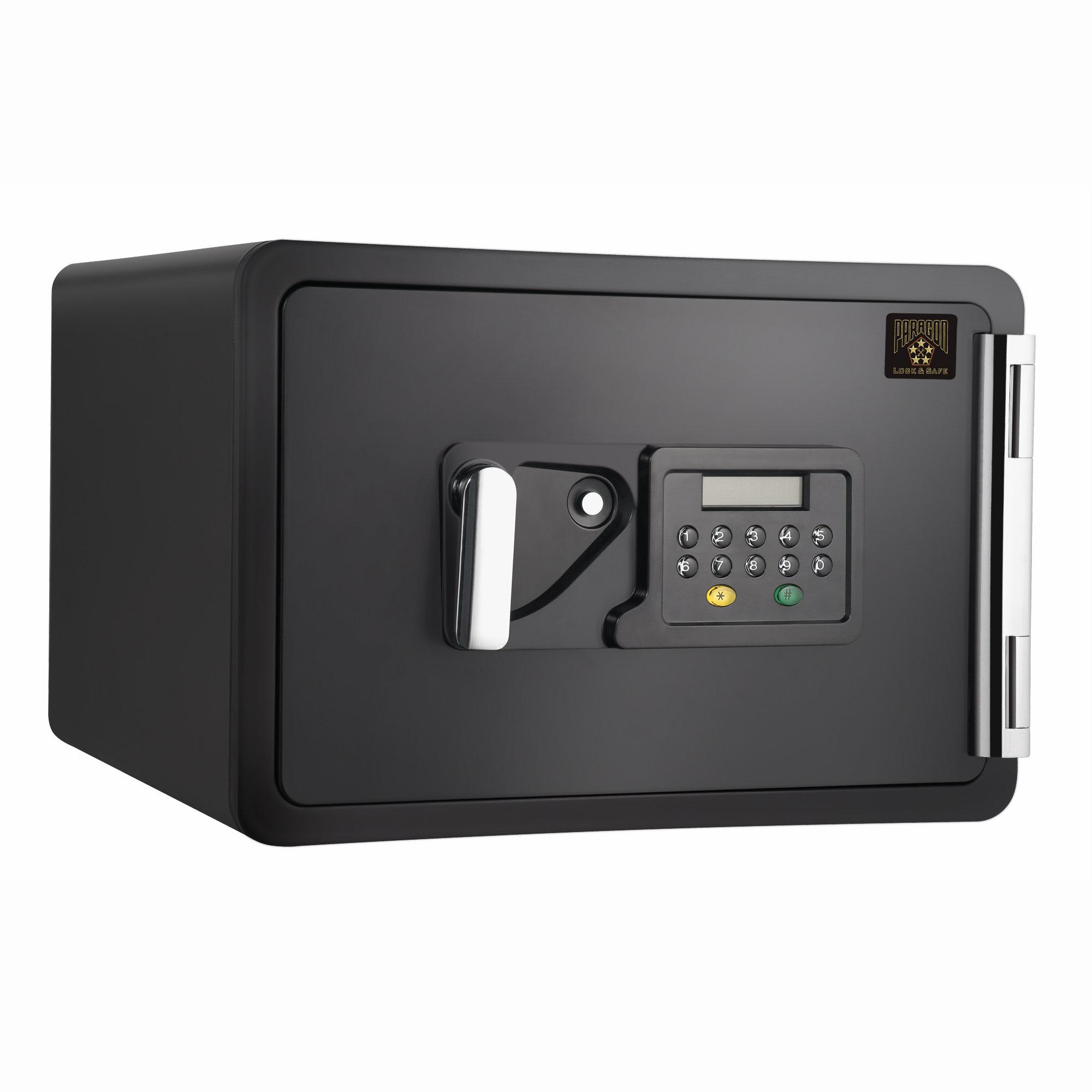 Paragon Lock & Safe FirePrince Electronic Digital Home Fire Safe Heavy Duty Paragon Lock & Safe at Sears.com