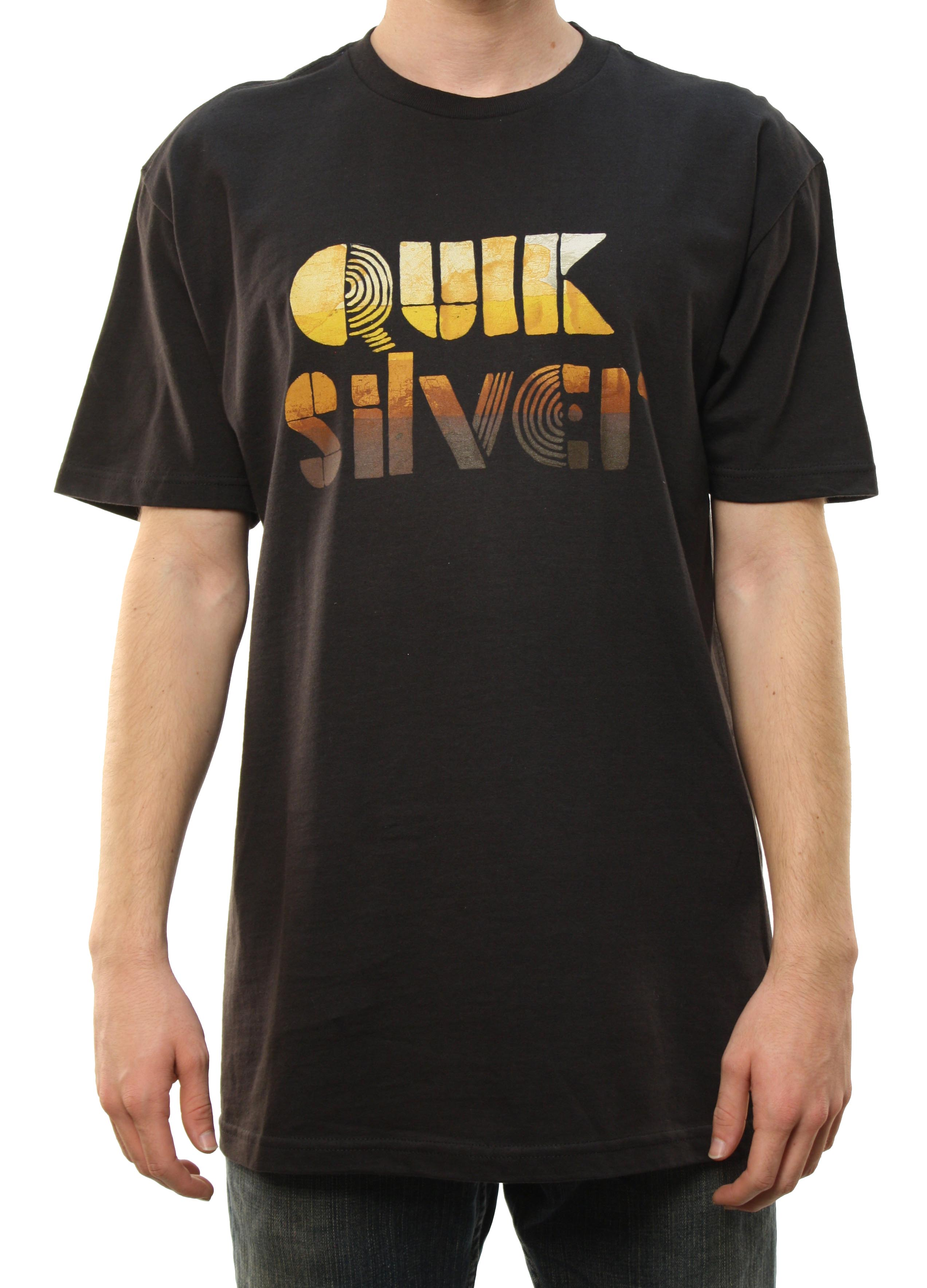 "Quiksilver Men's ""Flashback-MT4"" T-Shirt Black QSYT4KY7-BLK at Sears.com"