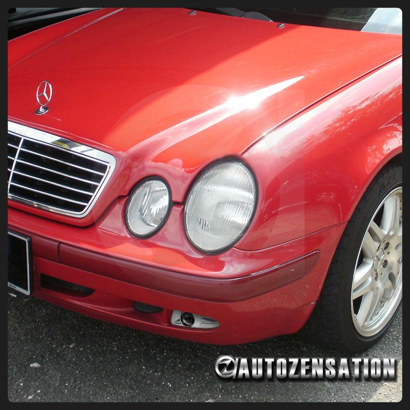 Mercedes Benz 1998 C230: 98-03 Mercedes Benz E320 C230 C43 CLK320 SLK230 Projector