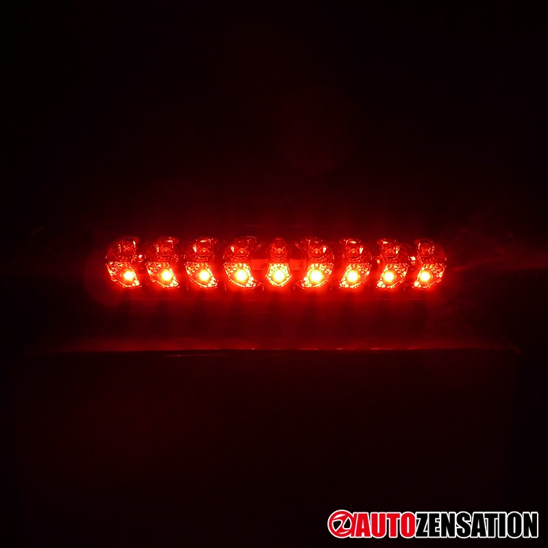 2002 2008 dodge ram 1500 2500 3500 smoke led 3rd brake light tail rear. Black Bedroom Furniture Sets. Home Design Ideas