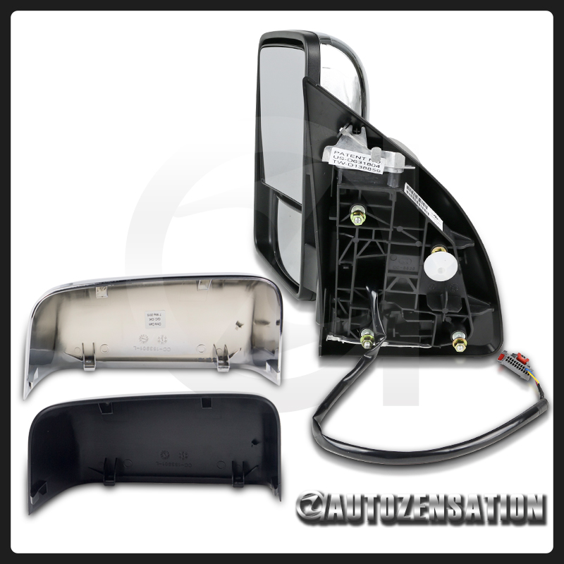 2008 2016 F250 Superduty Black Power Adjust Towing Side