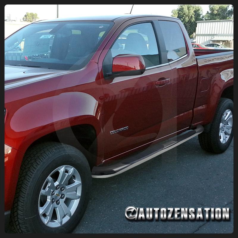 2015 Chevrolet Colorado Extended Cab Transmission: 15-17 Chevy Colorado GMC Canyon Extended Cab Chrome