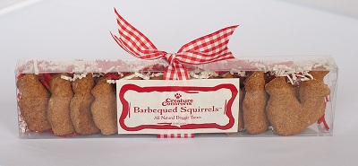 Creature Comforts Barbequed Squirrels Dog Treats 12 hand cut squirrel-shaped at Sears.com