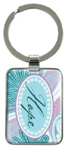 Christian Art Gifts Metal Key Ring Hope Inspirational Christian Art Gifts at Sears.com