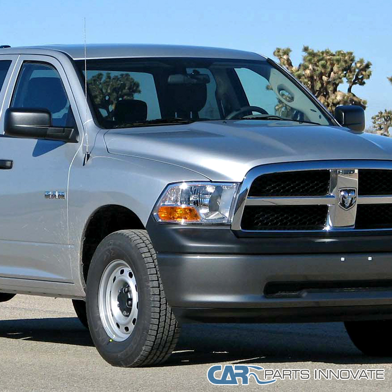 2009 2016 dodge ram 1500 2500 3500 crystal chrome. Black Bedroom Furniture Sets. Home Design Ideas