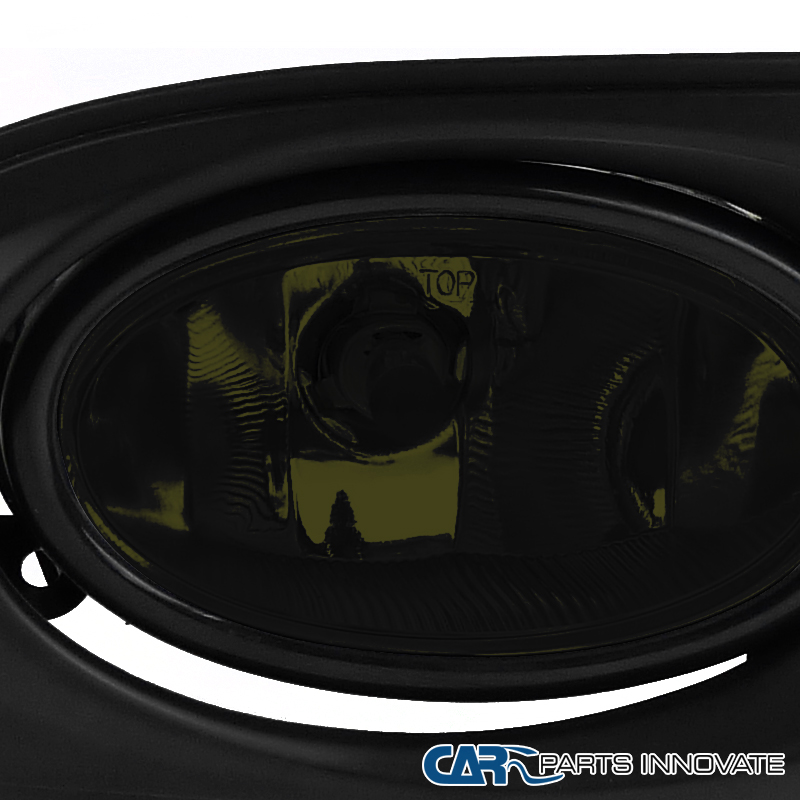 05-07 Acura RSX Yellow Lens Fog Lights Driving Bumper Lamp
