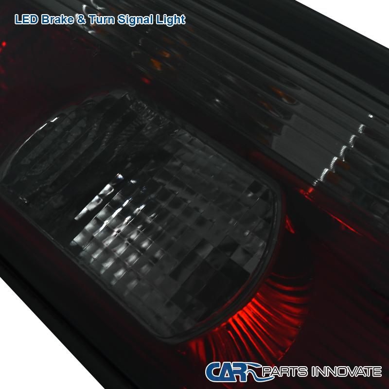 1992 Lexus Sc Exterior: 1992-2000 Lexus SC300 SC400 Red & Smoke Tail Lights Brake